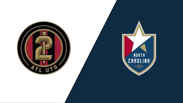 Atlanta United FC 2 vs. North Carolina FC (USL Championship)