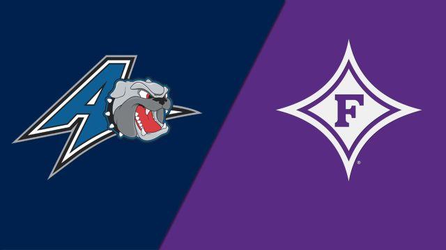 UNC Asheville vs. Furman (W Basketball)