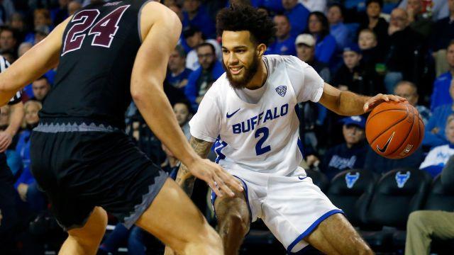 Toledo vs. #19 Buffalo (M Basketball)