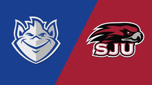 Saint Louis vs. Saint Joseph's (W Basketball)