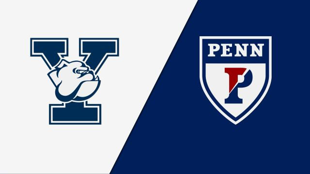 Yale vs. Pennsylvania (Baseball)