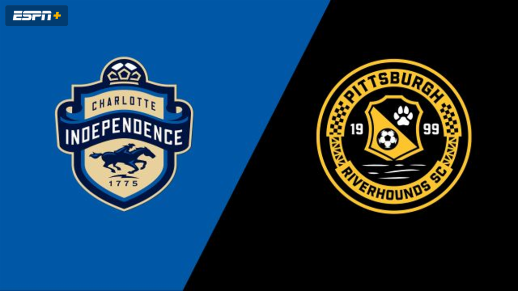 Charlotte Independence vs. Pittsburgh Riverhounds SC (USL Championship)