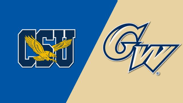 Coppin State vs. George Washington (W Volleyball)