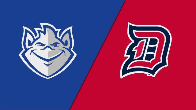 Saint Louis vs. Duquesne (W Basketball)