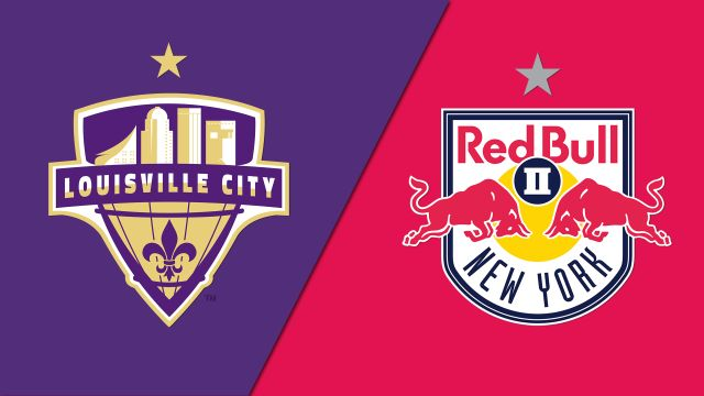 Louisville City FC vs. New York Red Bulls II (Conference Finals) (United Soccer League)