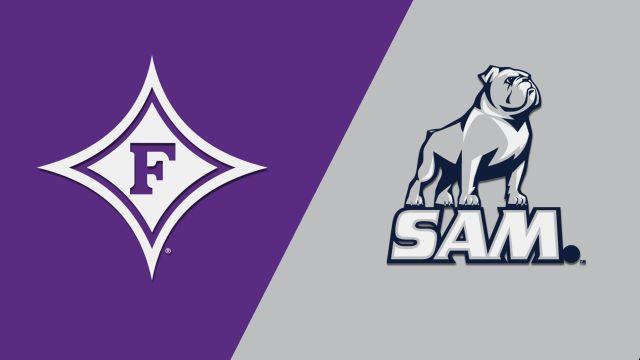 Furman vs. Samford (M Basketball)