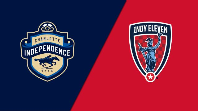 Charlotte Independence vs. Indy Eleven (United Soccer League)