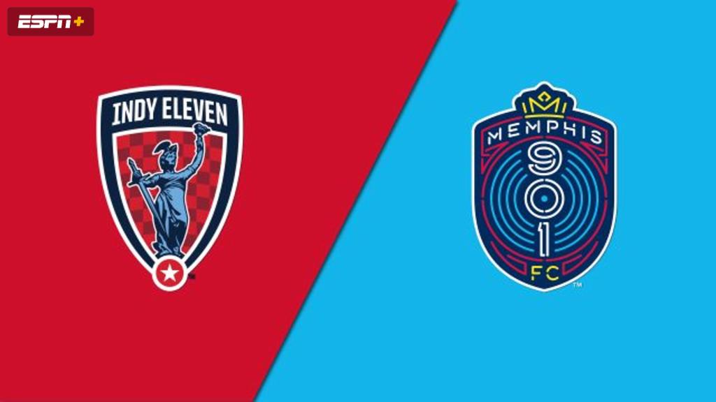 Indy Eleven vs. Memphis 901 FC (USL Championship)