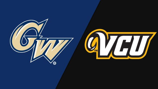 George Washington vs. VCU (W Volleyball)