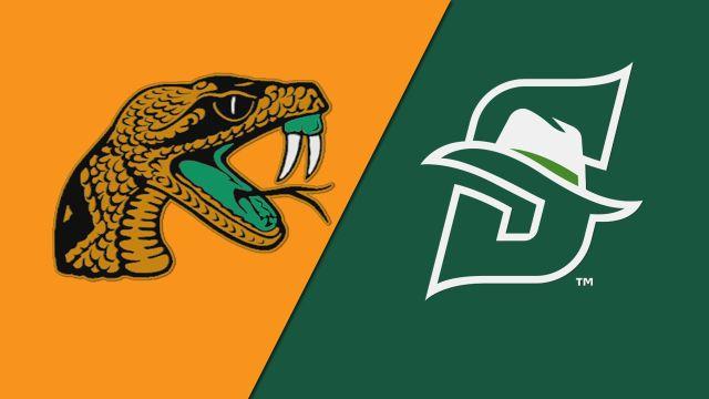 Florida A&M vs. Stetson (W Basketball)