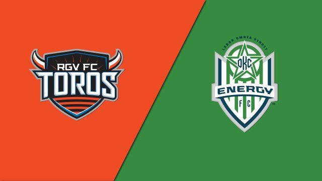 Rio Grande Valley FC Toros vs. OKC Energy FC (USL Championship)