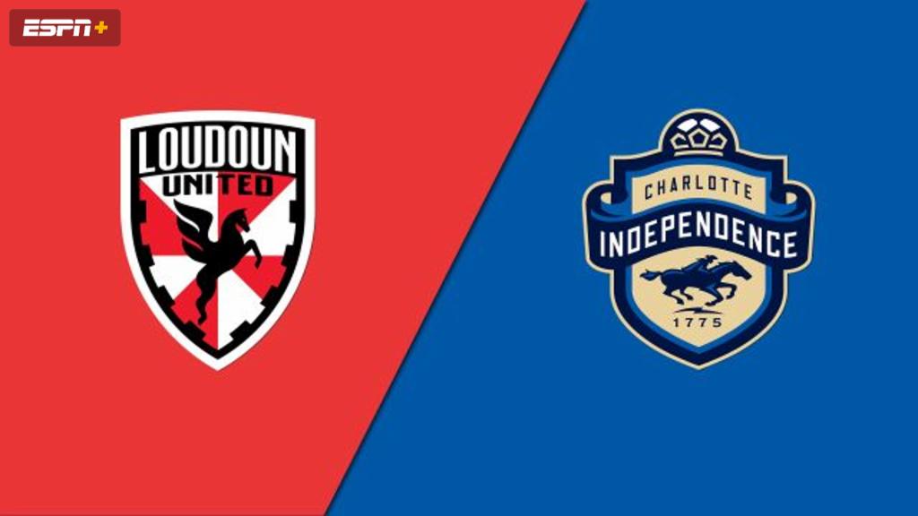 Loudoun United FC vs. Charlotte Independence (USL Championship)
