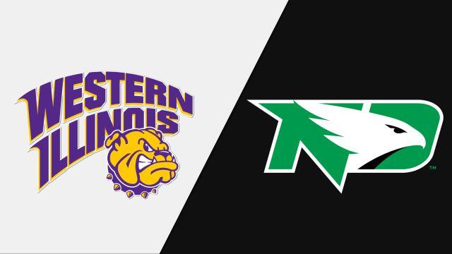 Western Illinois vs. North Dakota (W Basketball)