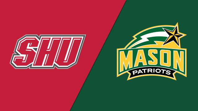 Sacred Heart vs. George Mason (Softball)