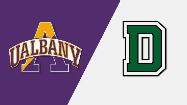 Albany vs. Dartmouth (M Soccer)