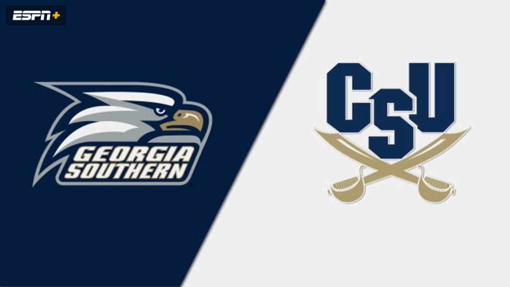Georgia Southern vs. Charleston Southern (Baseball)