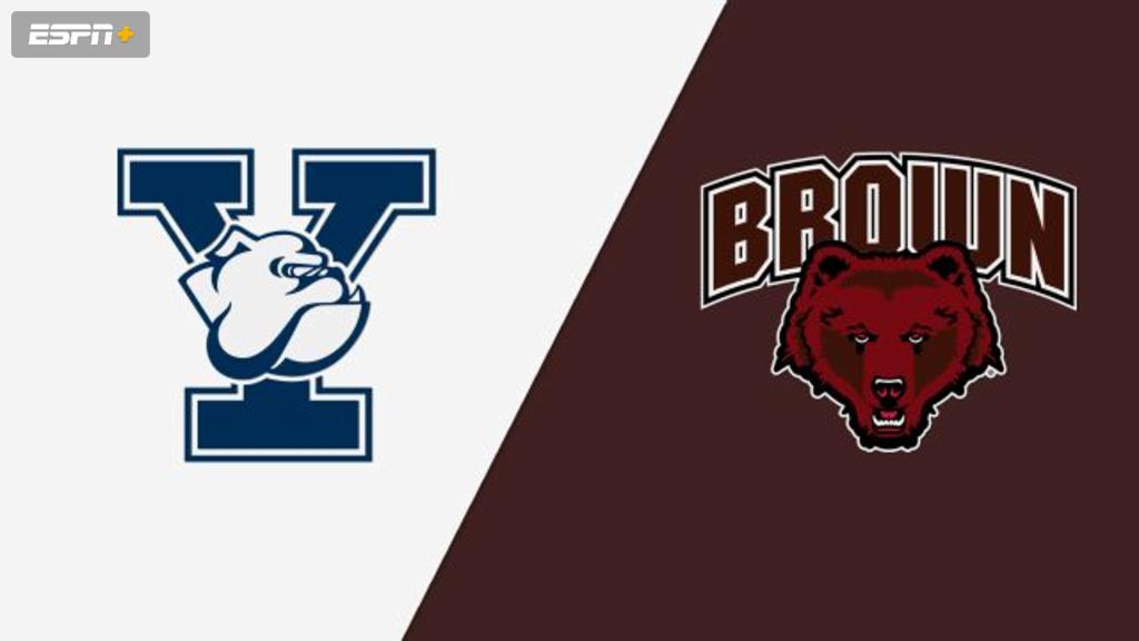 Yale vs. Brown (M Soccer)