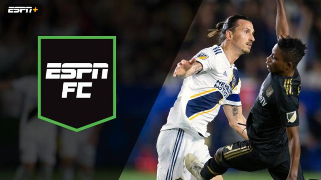 Sat, 7/20 - ESPN FC: Battle in El Trafico