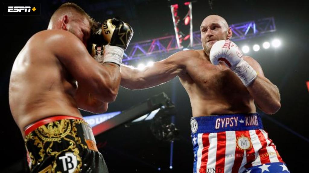 Tyson Fury vs. Tom Schwarz (Main Event)
