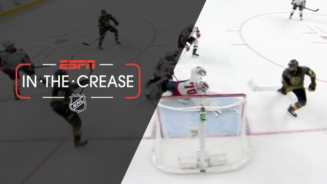 Thu, 5/31 - In the Crease