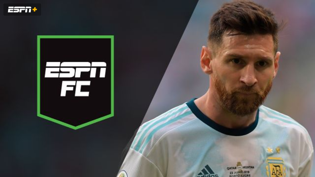 Mon, 6/24 - ESPN FC: Can Messi carry Argentina?