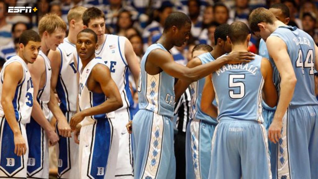 UNC vs Duke 2011