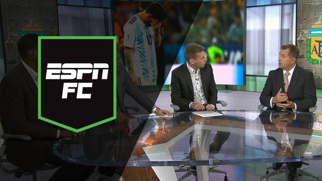 Fri, 6/22 - ESPN FC