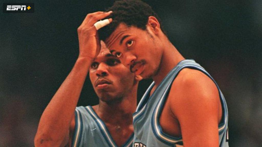 UNC vs Duke 1995