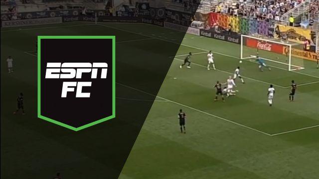 Sun, 6/24 - ESPN FC