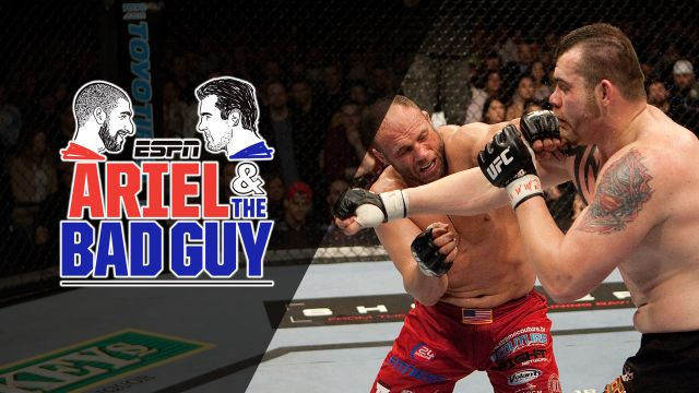Wed, 11/14 - Ariel & The Bad Guy: The UFC turns 25