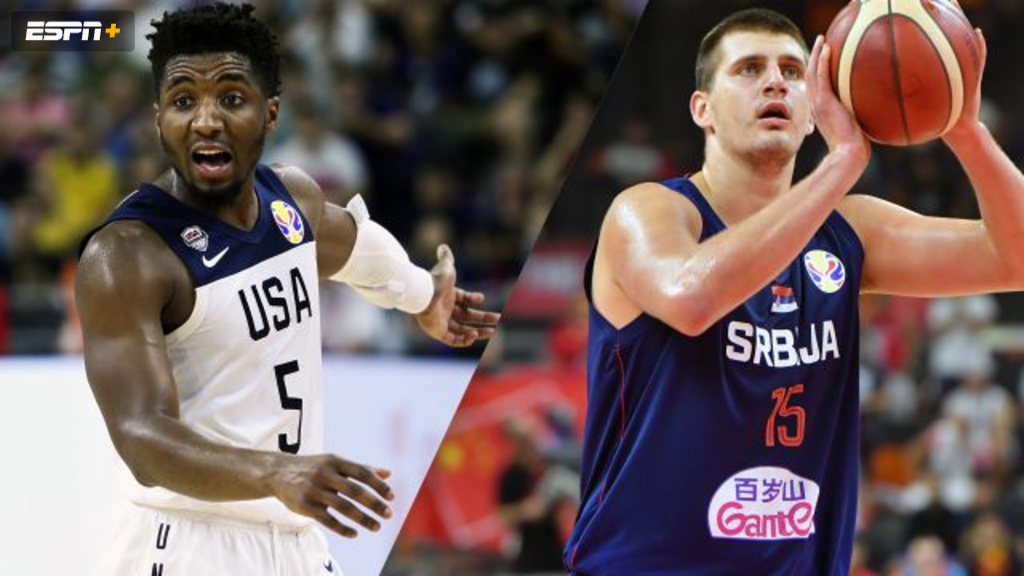 USA vs. Serbia (Classification For 5th To 8th Place)