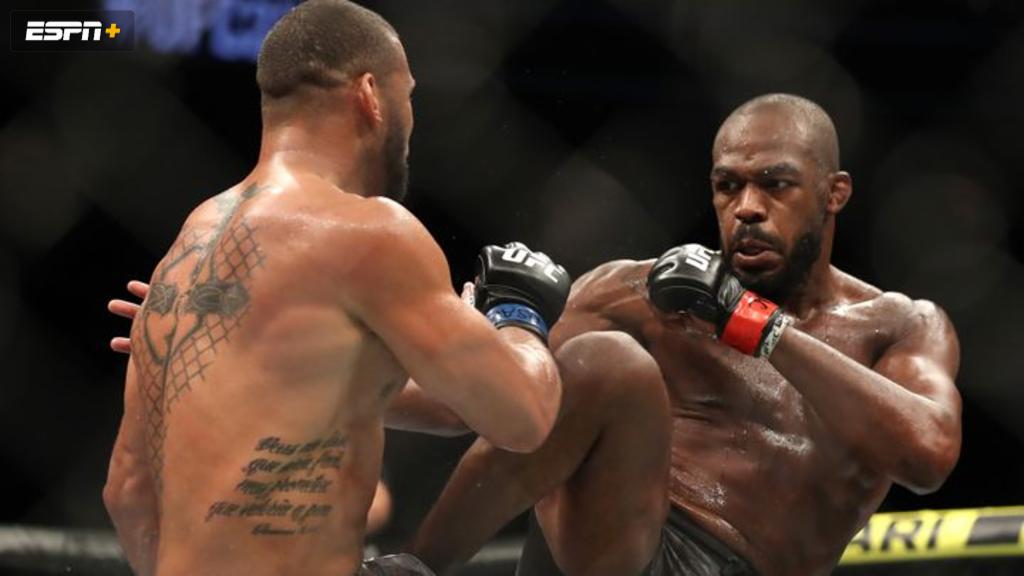 Jon Jones vs. Thiago Santos (UFC 239)
