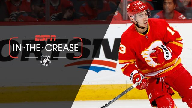 In the Crease: Flames try to stay alive