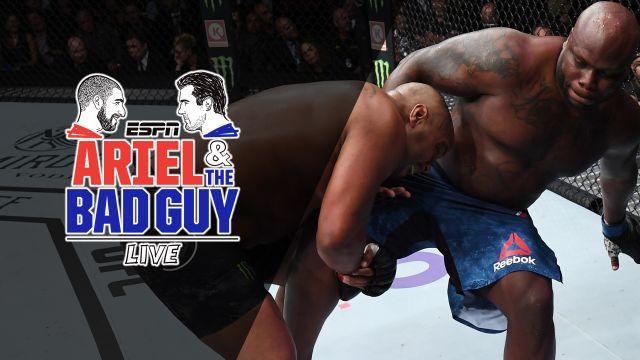 Ariel & The Bad Guy Live: UFC 230 post-show