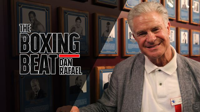 Tue, 11/6 - The Boxing Beat: Jim Lampley's favorite fights