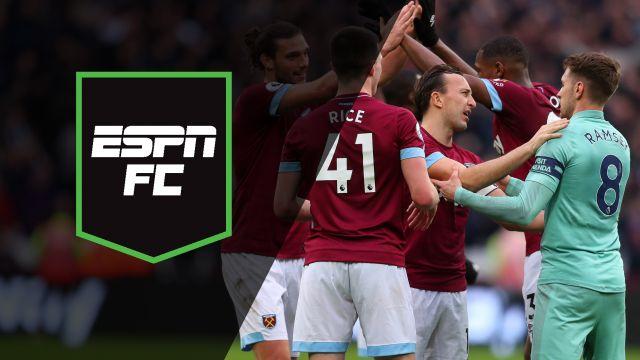 Sat, 1/12 - ESPN FC: Arsenal misfires