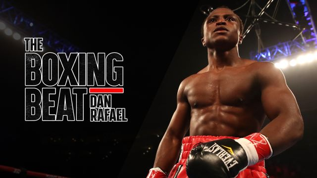 Tue, 12/4 - The Boxing Beat: Special guest Isaac Dogboe