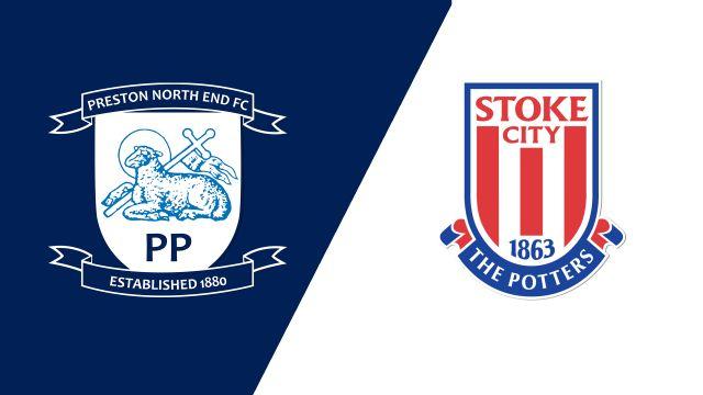 Image result for Stoke City vs Preston North End