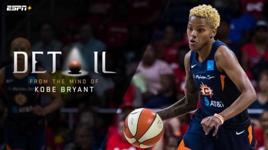 Kobe Bryant: Breaking Down Courtney Williams
