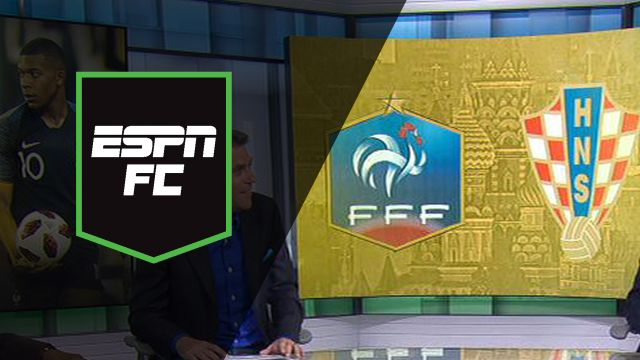 Wed, 7/11 - ESPN FC