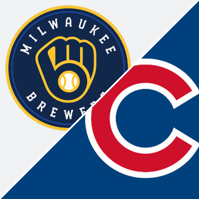 Brewers Vs Cubs Box Score
