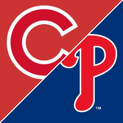cc024c1b7 Cubs vs. Phillies - Game Recap - June 10
