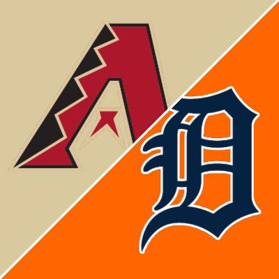 Diamondbacks vs. Tigers - Reporte de Juego - 13 junio, 2017 - ESPN