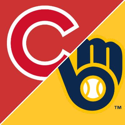 Cubs vs. Brewers - Live Game - September 22, 2017 - ESPN