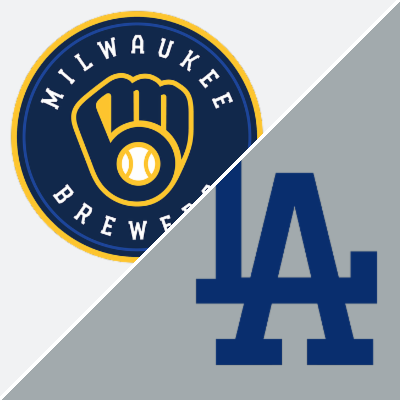 Image Result For Dodgers Vs Brewers