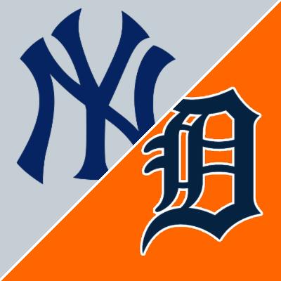 Yankees vs tigers game recap april 13 2018 espn for Motor city bad beat