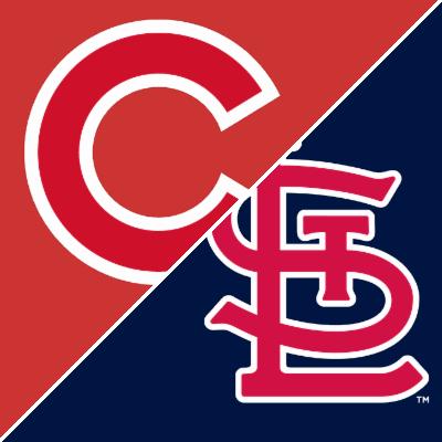 espn game cubs cardinals baseball july