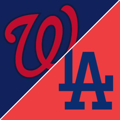 Nats stun Dodgers on Kendrick's 10th-inning slam