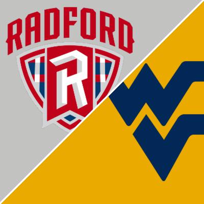 Radford vs. West Virginia - Team Statistics - December 23 ...