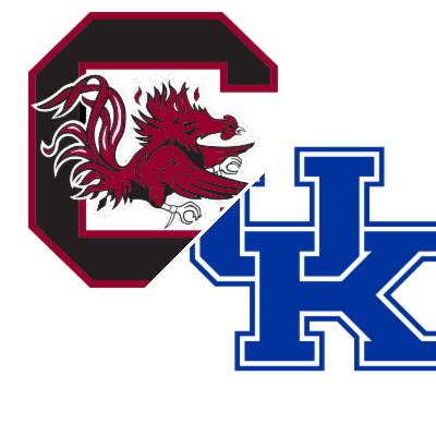 South Carolina Vs Kentucky Team Statistics February 19